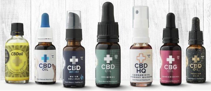 cannabidiolo dutch natural healing