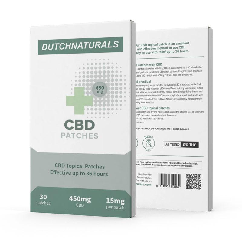 cbd cerotto patch cannabidiolo cannabis 15mg